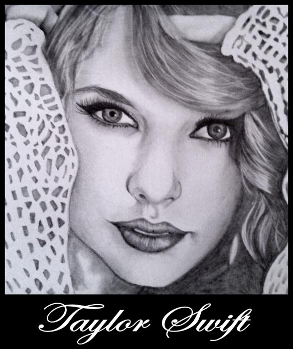 Taylor Swift by sanjulkm